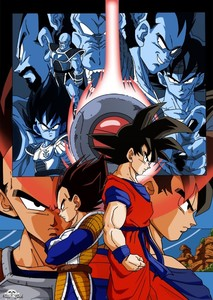 Dragon Ball Z: The Saiyan Saga (1980's Live-Action Movie)