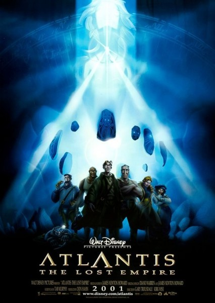 Atlantis: The Lost Empire (Black Actors)