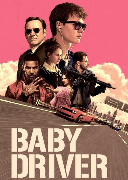 Baby Driver (All British Cast)