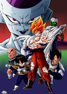 Dragon Ball Z: The Frieza Saga (1980's Live-Action Movie)