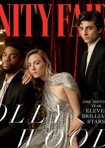 2019 Vanity Fair Hollywood Cover (2009)