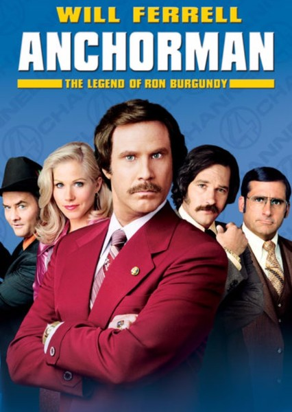 Anchorman: The Legend of Ron Burgundy (Drama Version)
