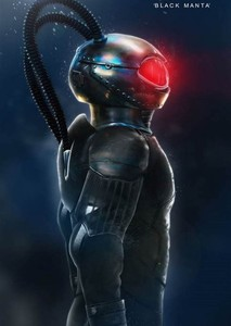 aquaman 3 wraith of black manta
