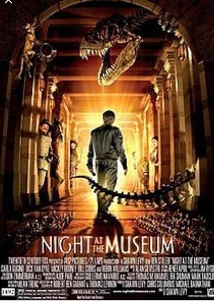 Night at the Museum trilogy (2016-2024)