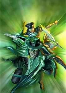 The Green Hornet Reboot