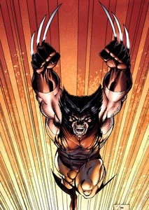Wolverine: Mutant Blood