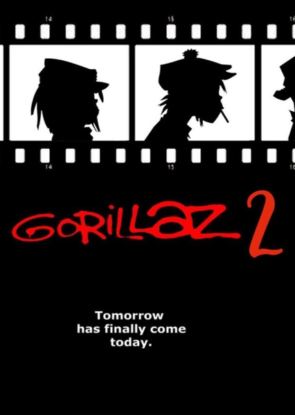 The Gorillaz Movie 2! Fan Casting Poster