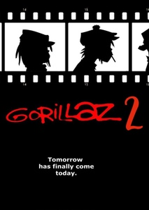 The Gorillaz Movie 2!