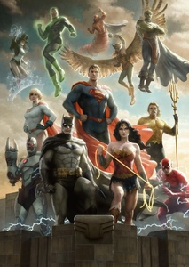 Justice League: Retribution