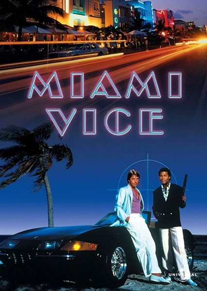 Miami Vice (Rated R Verison) Fan Casting Poster