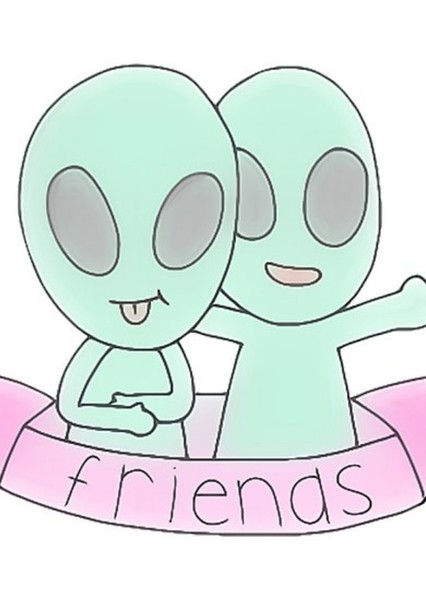 The 5 Alien Friends