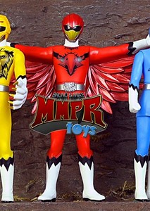 Power Rangers Jungle Warriors