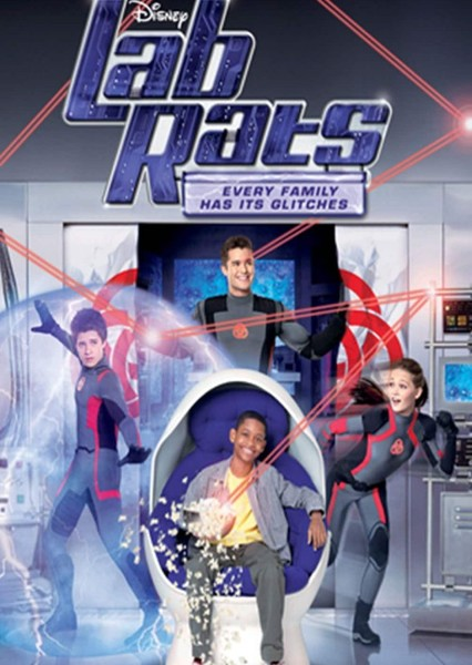 Lab rats future impact Fan Casting Poster