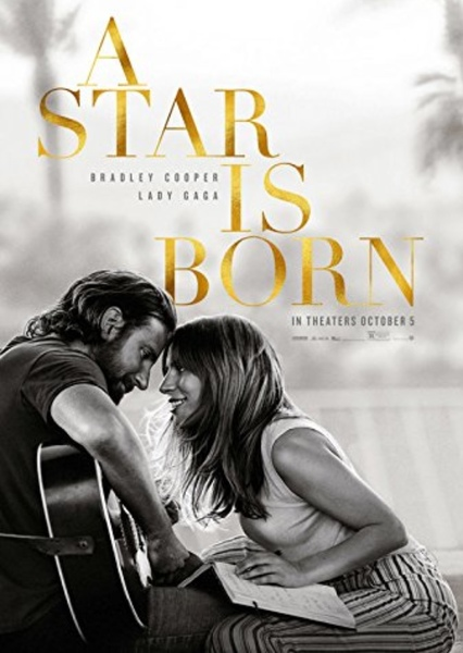 A Star Is Born (1988) Fan Casting Poster