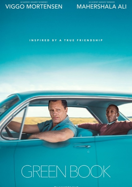 Green Book (1988) Fan Casting Poster