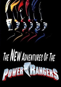 The New Adventures of the Power Rangers