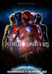 Power Rangers 4 power within