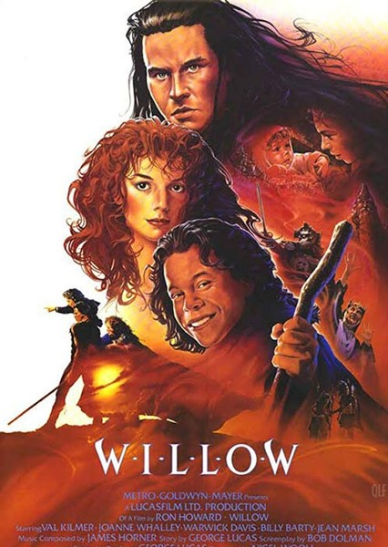 Willow Fan Casting Poster