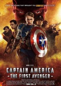 Captain America The First Avenger Recast