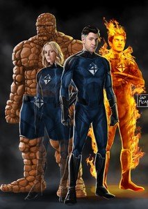 Fantastic four 2 secret invasion