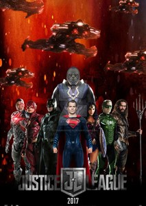 Justice league 3 Rise of Darkseid