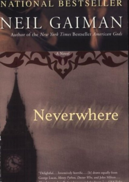 Neverwhere Fan Casting Poster
