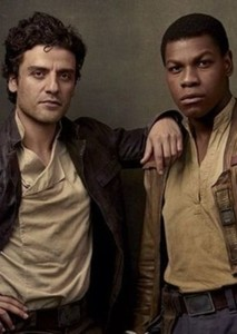 Poe  and Finn (TV Series)
