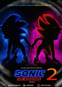 Sonic the Hedgehog 2 (Live action Film)