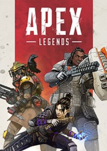 Apex Legends Fan Casting Poster