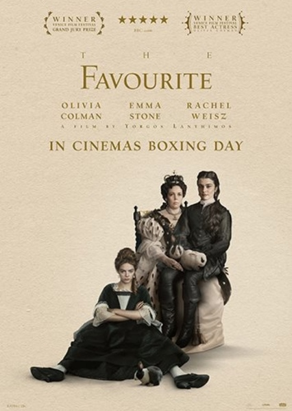 The Favourite (2008)