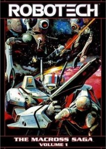 Robotech: The Macross Saga