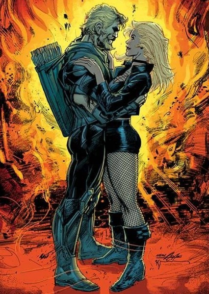 Black Canary & Green Arrow: Protectors of Star City