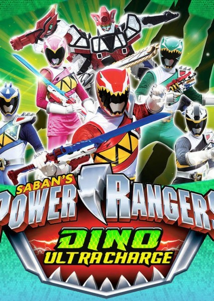 Power Rangers Dino Ultra Charge