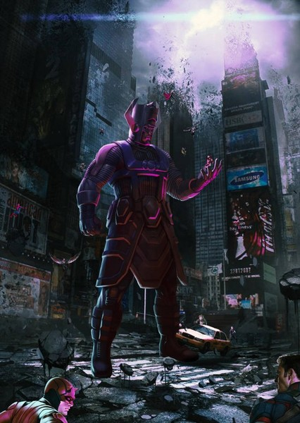 Avengers: Hunger of Galactus