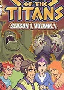 Class of the Titans (L.A. voice cast)