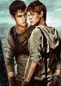 Thomas and Newt