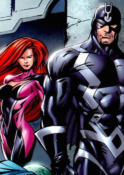 Marvels Inhumans (Reboot)