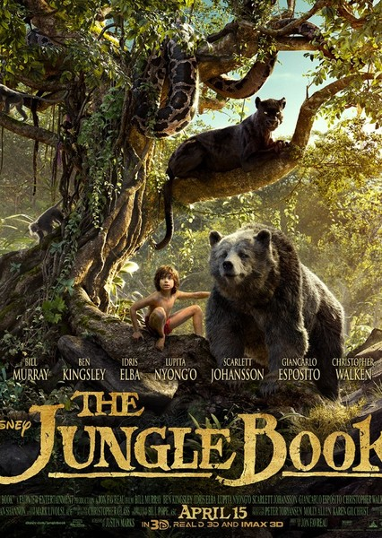 The Jungle Book (Alternate Fancast)