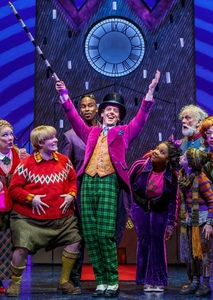 Charlie and the Chocolate Factory: The Musical