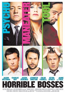 Christopher Nolan's Horrible Bosses
