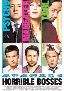 Tom Hooper's Horrible Bosses