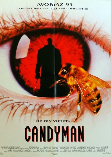 Candyman Fan Casting Poster