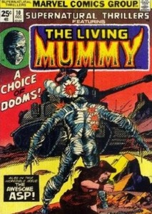 The Living Mummy MCU