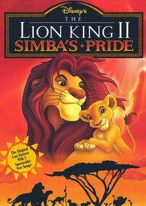 The lion king 2 Simbas pride(live action)