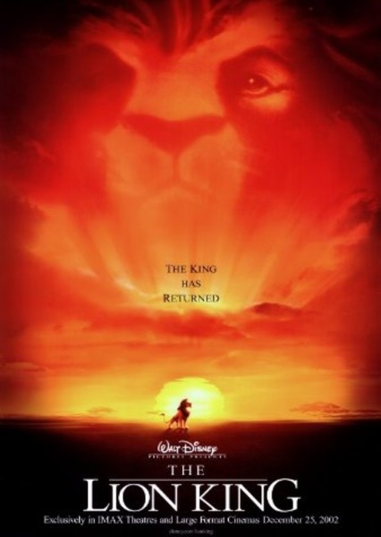 The Lion King (Alternate Fan Cast)