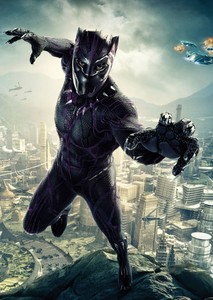 Black Panther: The Man Without Fear