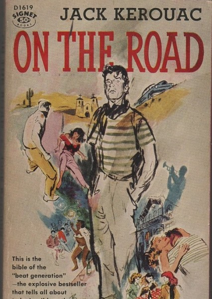 Jack Kerouac's On the Road Fan Casting Poster