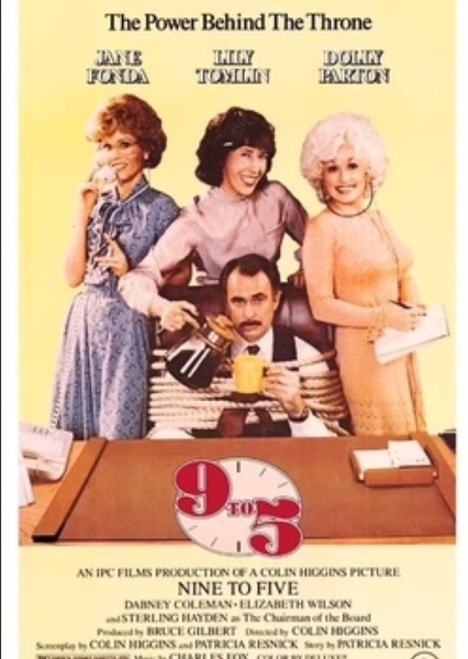 9 To 5 Fan Casting Poster