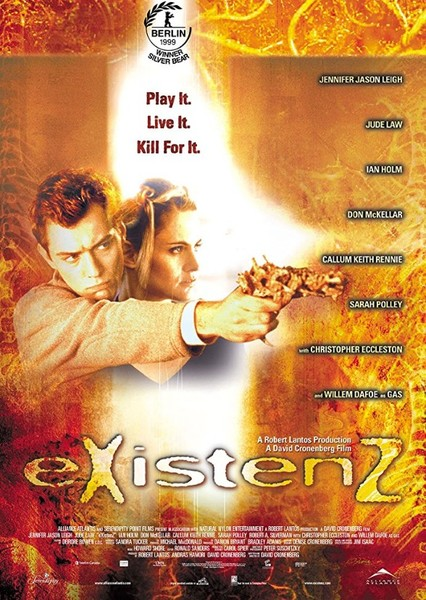 eXistenZ Fan Casting Poster