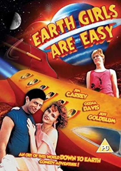 Earth Girls are Easy Fan Casting Poster